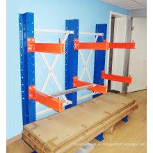 Се Certifactecar консольные стеллажи для поддонов со стальными балками для автомобилей аксессуары и складского хранения/оцинкованная