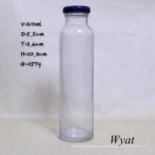 300ml Glass Juice Beverage Bottle Glass Apple Vinegar Bottle 11oz Glass Bottle