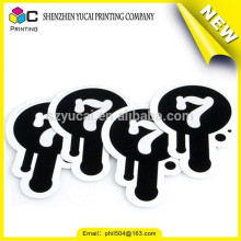 China supplier pet sticker printing and label vinyl sticker printing