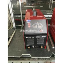 Shanghai HUTAI inversor AC DC TIG 315 pulso TIG / MMA máquina de soldar
