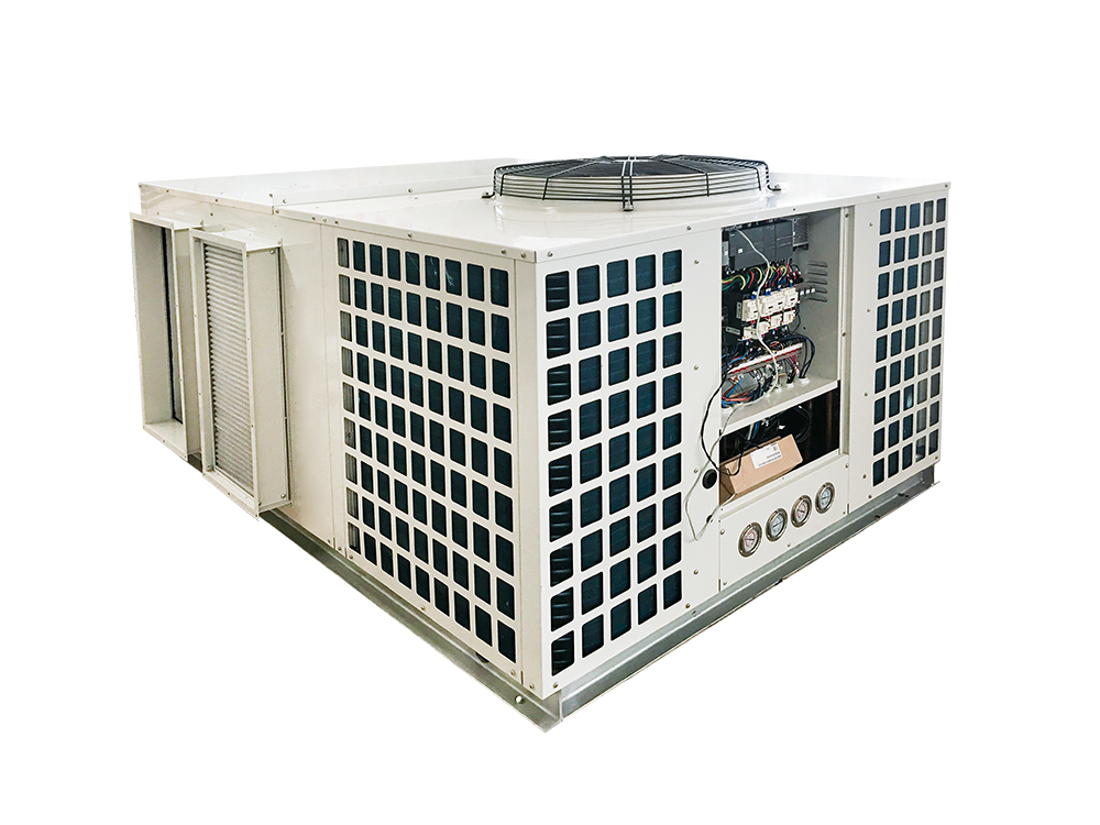 Air to Air Rooftop Packaged Unit