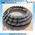 Piezas fundidas para fundición en arena con hierro Material de acero inoxidable