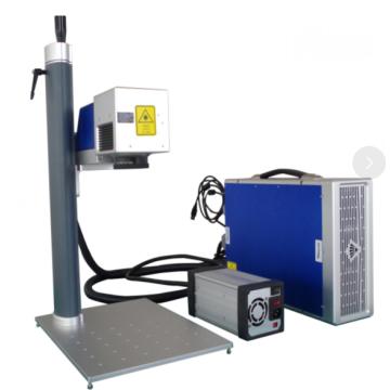 20w flying fiber laser marking machine for pens
