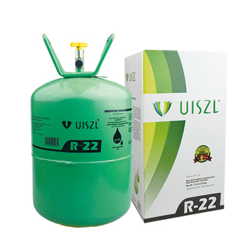 R22 GAS DENGAN SILINDER WARNA NORMAL