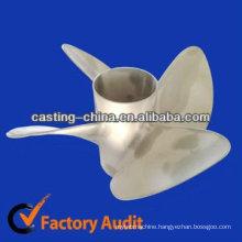 Metal or za27 propeller die casting