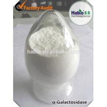 enzima galactosidasa