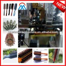 hair brush making machine/ plastic and wooden brush making machine/nylon brush making machine
