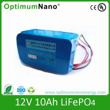 Ultralife 12V 10ah Lithium Ion Batterie pour LED Light