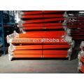 estante de metal de plataforma apilamiento pesado