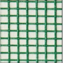 PVC Coated Iron Window Screening / Fiberglass Window Screening