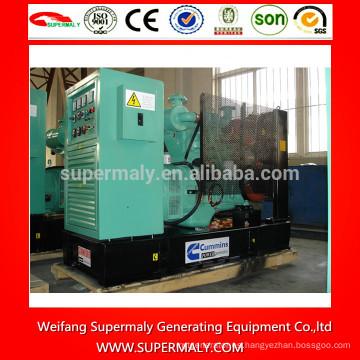 ISO aprobado 100kva generador diesel con ATS
