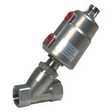 Конический клапан - большой расход, без водяного молотка, без шума