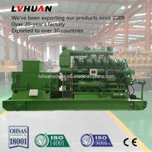 Generadores de gas natural de 60Hz o 50Hz 200kw 300kw 400kw 500kw con el toldo silencioso
