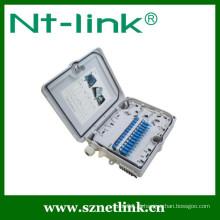 Venda quente 24 núcleo caixa de terminais de fibra óptica