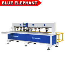 Jinan New Technology CE certified cnc drilling machine for wood