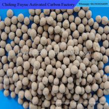 Ceramic sand filter media,ceramsite for sale,manufacturer supply ceramic sand filter material