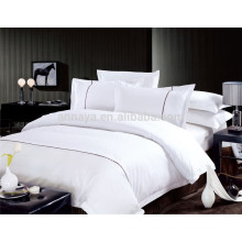100% Egyptian Cotton Embroidered Bedsheet Bedding Set and Comforter Set 800T