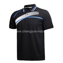 Camiseta deportiva personalizada de los hombres clásicos