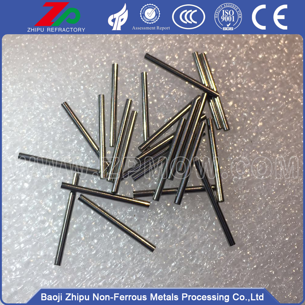 High quality molybdenum carbide needle for bearing