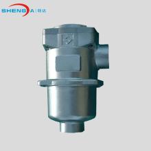 Корпус масляного фильтра всасывания гидравлической системы в баке