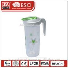 plastic water kettle 1.5L