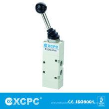 XC322N/522N-HV Serie Handbuch Ventil-mechanisches Ventil