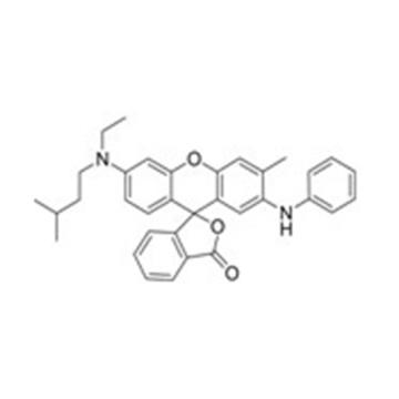 3-N-Isoamyl-N-ethylamino-6-methyl-7-anilinofluoran CAS 70516-41-5