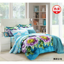 100%cotton fabric for making bed sheet