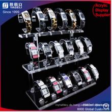 Multilayer Acryl Uhren Display Showcase
