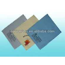 microfiber screen cleaners with silk screen print