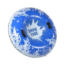 """Tubo de nieve inflable redondo de 48 """"para deportes de invierno"""