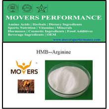Beta-Hydroxy-Beta-Methyl Butyrate Arginine (HMB-Arginine)