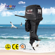 Latest Technology 90HP Outboard Engine