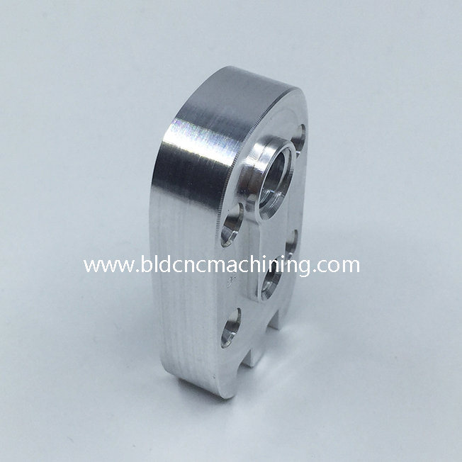 Cnc Machined Aluminium Parts