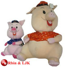 Meet EN71 and ASTM standard ICTI plush toy factory wholesale plush animal toy