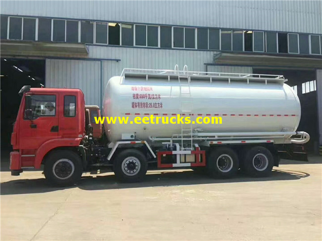 Dongfeng Cement Delivery Tanker Trucks