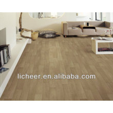 HOT!! Mirror surface laminate flooring/indoor wood flooring