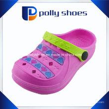 Meninas de qualidade superior e sapatos de bebê