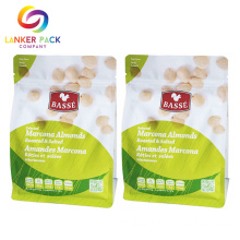 Ziplock Bottom Plastic Bags para Dry Food Pack