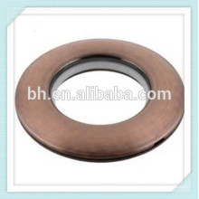 16mm 19mm 25mm 28mm Curtain Rod Plastic Rings In Coffee Colors