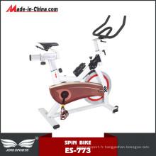 Vélo de spinning Exericse de corps réglable intégré pour la forme physique