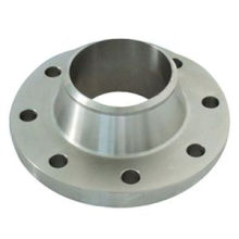 Forged weld neck GOST pipe flange