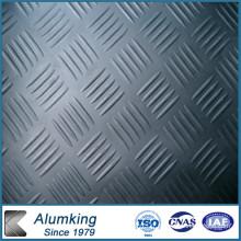 Plaque en aluminium gaufré 3003/3105 Alliage