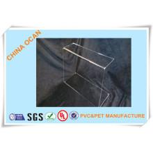 Transparent Rigid PVC Sheet for Gift Box