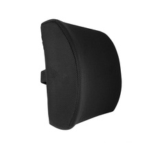 Comfort Back Cushion - Lumbar Support Pillow for Office, Car and Chair