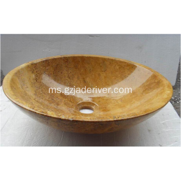 Poland Marble Stone Sink for Bathroom