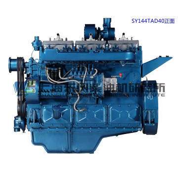 6 Cylinder, 308kw, , Shanghai Dongfeng Diesel Engine for Generator Set,
