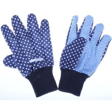 Gartenhandschuhe mit gestricktem Handgelenk