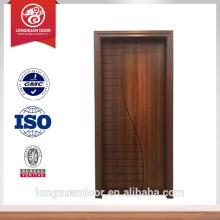 Mdf bündig Tür Tür Tür Design Melamin fertig zum Verkauf für zu Hause Lieferanten Wahl