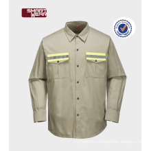 Work Clothing for Work Uniform of Engineer Work Wear TC Workwear shirt